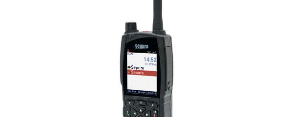 Портативна радіостанція стандару TETRA від компанії Sepura, модель SC20 Series